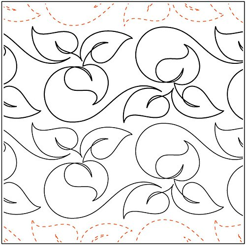 Quilting Creations Loose Leaf, 4-1/4 Inch Rows,UTA-1008 Urban Elementz Tear Away, 4 Pack by Quilting Creations