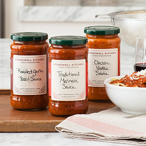 Stonewall Kitchen Our Pasta Sauce Collection (3pc) ()