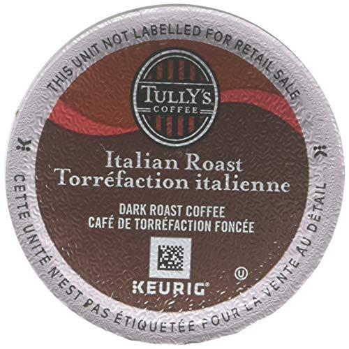 Tully's Italian Roast K-Cups 96ct Bold