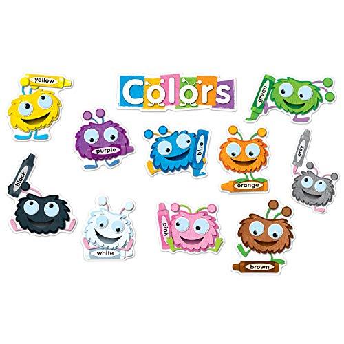Carson Dellosa Color Critters Bulletin Board Set (110173)