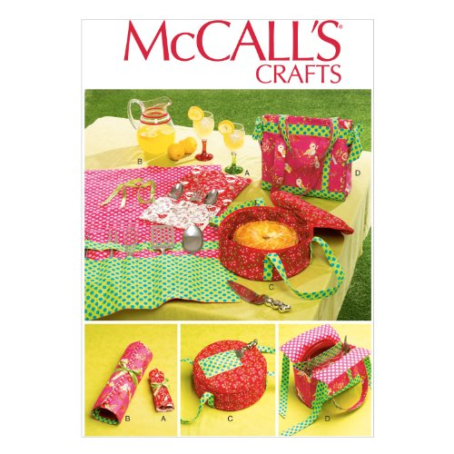 Sierra Carrier (McCall Pattern Company M6974 Camping Items, One Size Only)