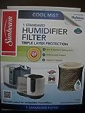 sunbeam e humidifier filters - Sunbeam Sbm, Filter,Letter Code C Humidifier, 4 Piece
