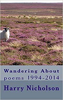 Book Wandering About: poems 1994-2014