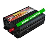 GOWE 12v/24v-220v 600W Off Grid Pure Sine Wave Power Inverter, 1200w Peak power inverter, Solar&Wind Inverter