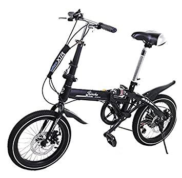 Bicicleta plegable super bike bep 32