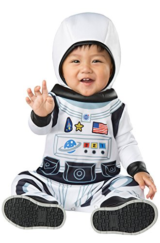 Fun World Baby Astronaut TOT, Multi,