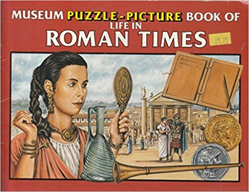 Museum Puzzle-picture Book of Life in Roman Times (MPPB)