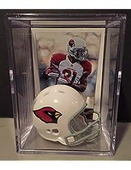 Arizona Cardinals NFL Helmet Shadowbox w/ Patrick Peterson card