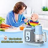 Baby Food Maker, Elechomes 8 in 1 Baby Food