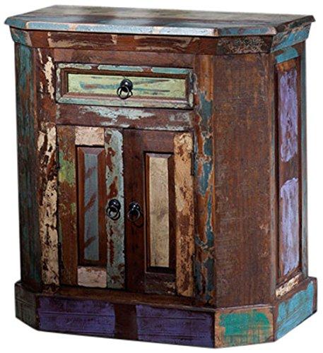 SIT-Möbel 9154-98 Kommode, 2 Türen, 1 Schublade, 70 x 40 x 76 cm