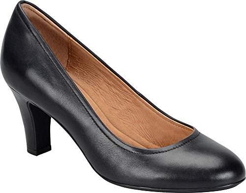 Sofft - Womens - Turin,Black,9.5 B(M) US (Sofft Shoes Flats)