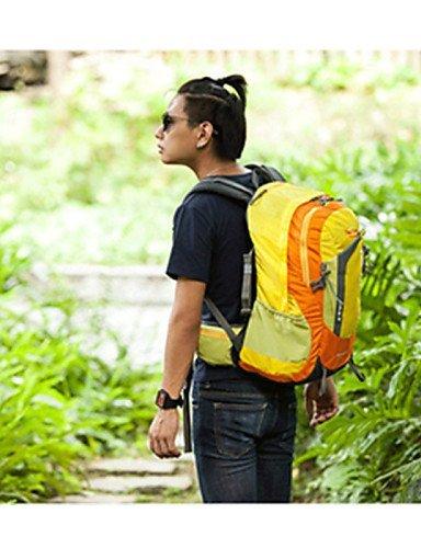 GXS groß Mehrzweck Camping Outdoor Wasserdicht Atmungsaktiv Bergsteigen Taschen Tear schwarz - schwarz iYtFnQf