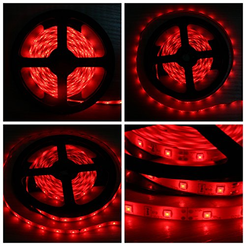 B2ocled Flexible Non Waterproof Lighting Tape Red product image