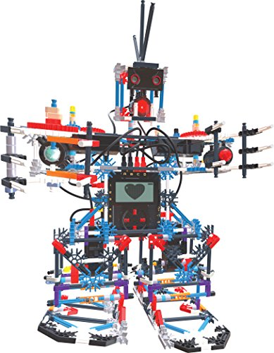 K'NEX Education – Robotics Building System Set – 825 Pieces – For Ages 10+ Engineering Education Toy from K'NEX