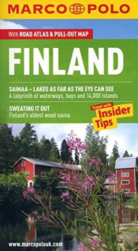 Finland Marco Polo Guide (Marco Polo Guides)
