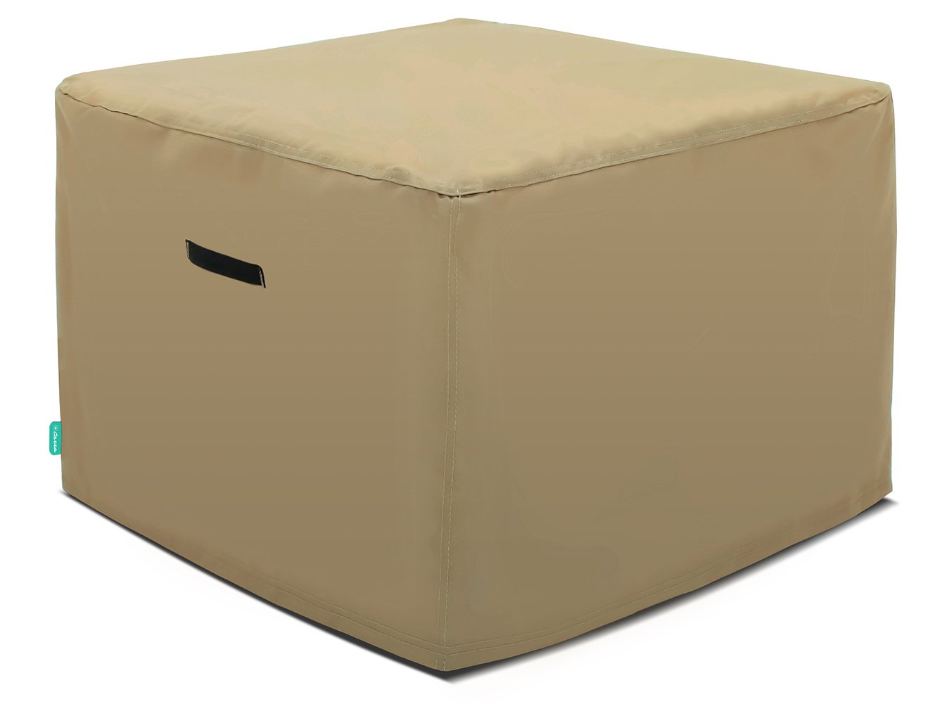 Tarra Home UFCOZ262221PT5 Universal Waterproof Furniture Cover, 26'' x 22'' x 21'' Tan