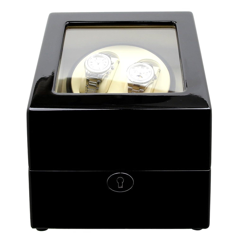 Time Tutelary Dual Classic Uhrenbeweger '(schwarz) kein s24bw