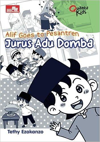 Alif Goes To Pesantren Jurus Adu Domba Indonesian Edition Tethy