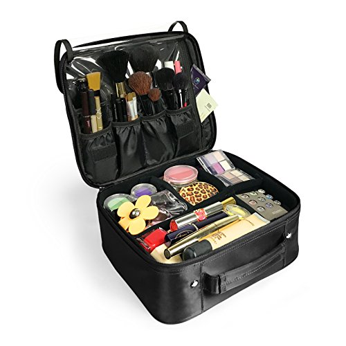 extra large makeup case - 9