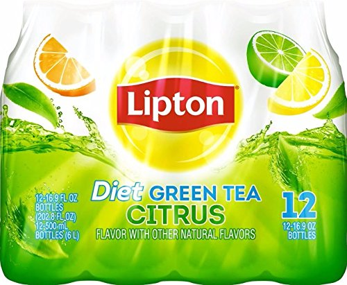 Diet Lipton Green Tea