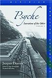Psyche, Jacques Derrida, 0804757674