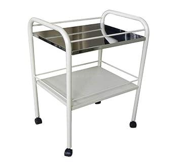 Amazon.com: Mesa Auxiliar Pintada Mafet M-134: Health ...