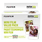 #10: Fujifilm Instax Mini Film Value Pack - 60 Images