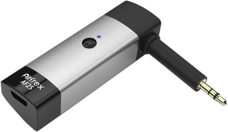 Adaptador Bluetooth Inalámbrico Airfrex para Auriculares Bose QuietComfort 25 (QC25), Receptor Bluetooth para Auriculares Bose QC25 (QuietComfort 25)