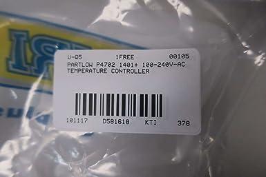 Temperature Controller 100-240v-ac Partlow P4702 1401
