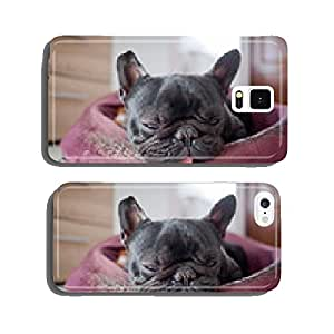 french bulldog cell phone cover case Samsung S6