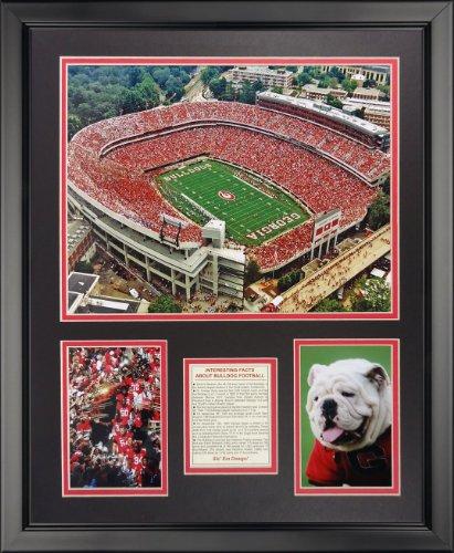 Legends Never Die Sanford Stadium Framed Photo Collage, 16