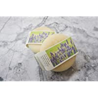 Plastic Free Conditioner Bar - Lavender and Lime - Zero waste Hair Care Handmade In Devon, Uk