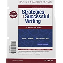 Strategies for Successful Writing, Concise Edition, Books a la Carte Plus REVEL -- Access Card Package (11th Edition)
