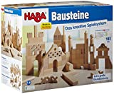HABA Basic Building Blocks 102 Piece Extra Large Wooden Starter Set (Made in Germany)