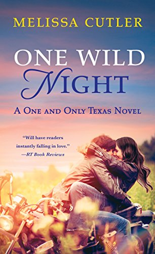 book cover of One Wild Night