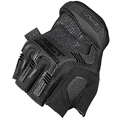Mechanix Wear M-Pact Fingerless Black/Grey