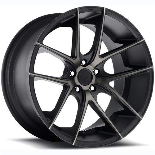 (MHT Wheels 13017803340 Targa M130 Cast Concave Monoblock Wheel)