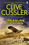 Front cover for the book Treasure of Khan by Clive Cussler