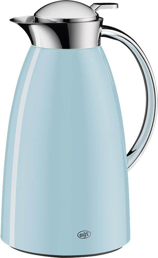 alfi Stainless Steel Desktop Pot ''Gusto'' (1.0L) AFTF-1000S PWB (Powder Blue)【Japan Domestic genuine products】