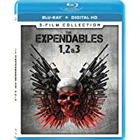 Deals on The Expendables 3-Film Collection Blu-ray