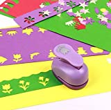 Hole Punchers for Kids, Butterfly Flower Mini Paper