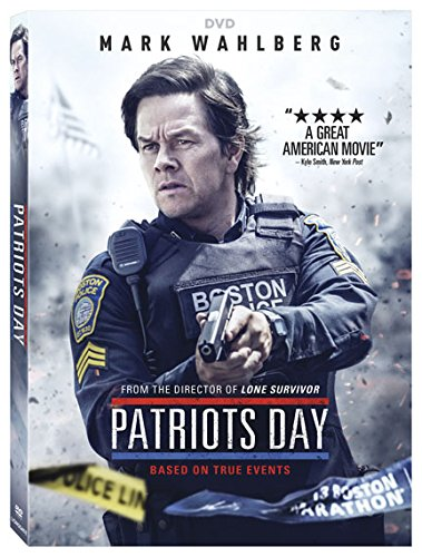 DVD : Patriots Day (DVD)