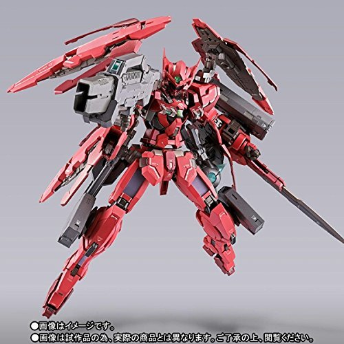 Bandai Hobby METAL BUILD Gundam ASTREA TYPE-F (GN HEAVY WEAPON SET)