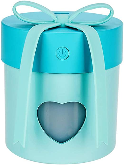 Humidificador de caja de regalo, USB350ML - Spray humectante para ...