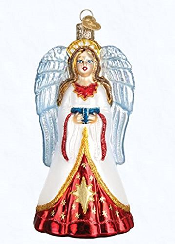 Old World Christmas 10230, Choir Angel Angel Old World Christmas Ornament