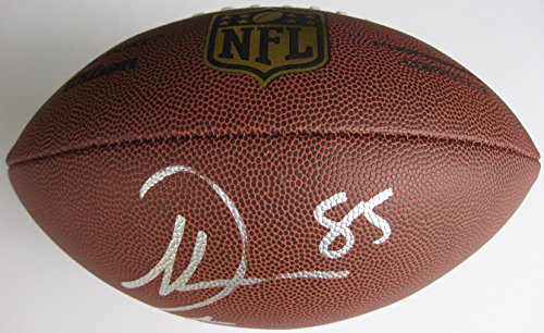Antonio Gates, San Diego Chargers, Signed, Autographed, NFL Duke Football, a COA with the Proof Photo of Antonio Signing Will Be Included