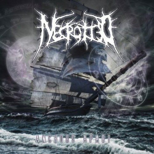 CD : Necrotted - Anchors Apart (CD)