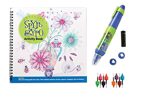 Spyro Gyro Activity Book Gear Art And Craft Toys, 2017 Christmas -