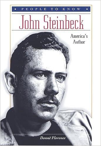 john steinbeck nationality