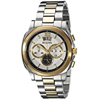 Bulova Analog Display Men's Watch